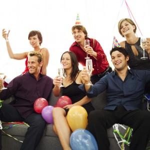 Cuidado con las fotos en las fiestas