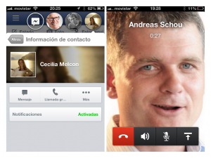 Ahora puedes llamar de forma gratuita con Facebook en el movil