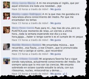 Concursos en Facebook con respuestas interesantes