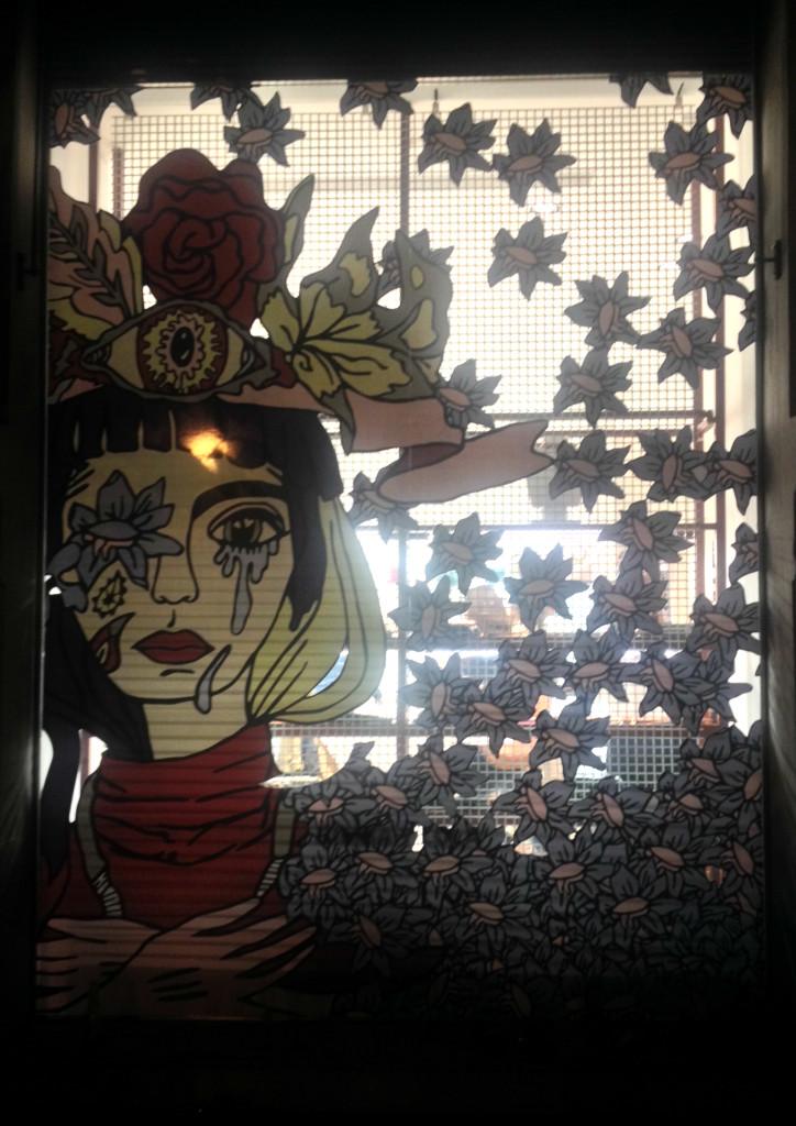 Fashion's Night Out 2014 Bimba y Lola  Visual Display Madrid