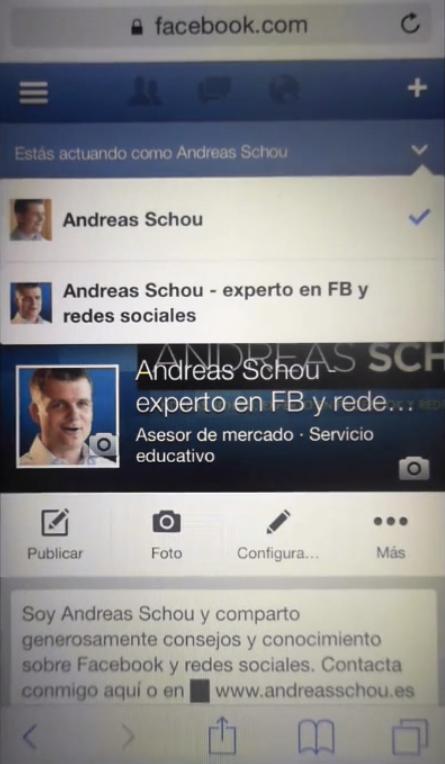 como-poner-un-me-gusta-en-una-pagina-de-facebook-que-administras-iphone-identidad