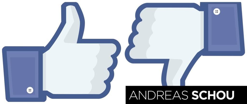 Facebook cambia la politica para conseguir me gustas likes