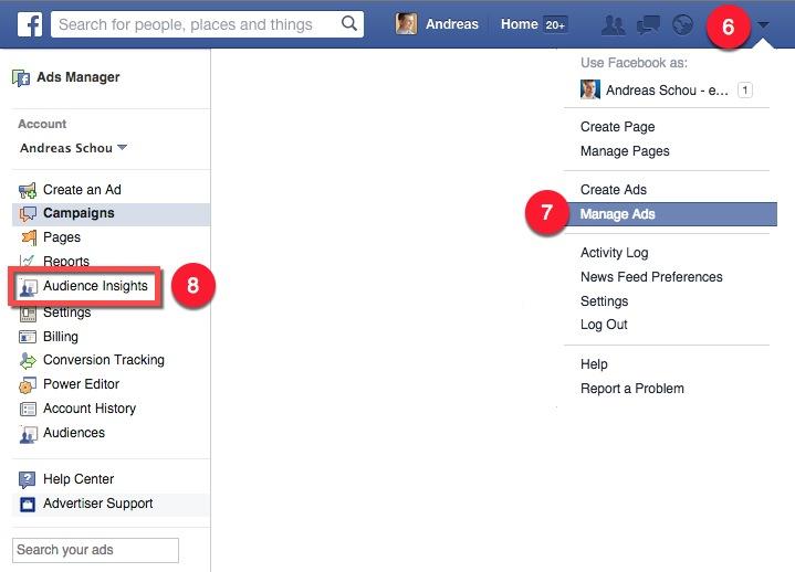 Instalar Facebook Audience Insights 02