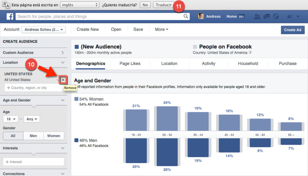 Instalar Facebook Audience Insights 04