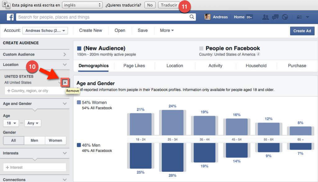 Instalar Facebook Audience Insights 04