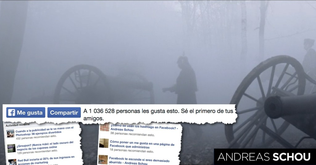 lo que los clientes de tu competencia comparten en Facebook - Andreas Schou