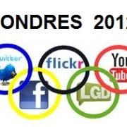 Londres 2012 en las redes sociales