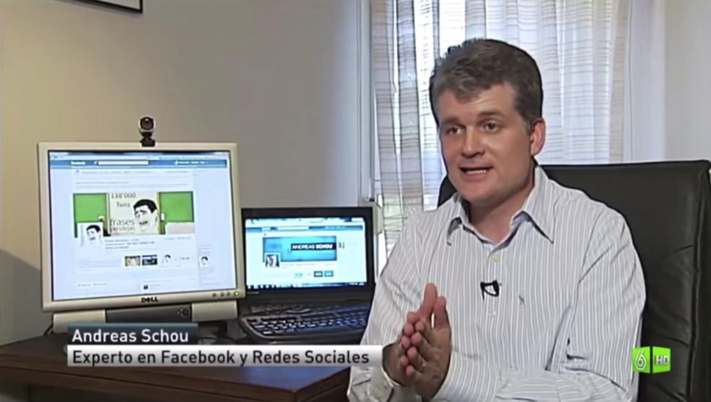 experto Andreas Schou en LA SEXTA