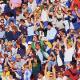 fans crowd header