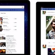 Nuevo diseno de las noticias en Facebook Newsfeed