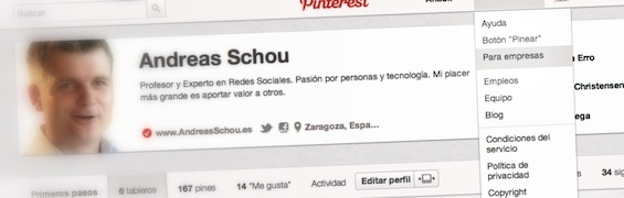 5 consejos de Pinterest para empresas