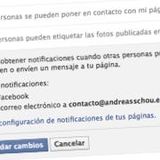 Aprende cómo desactivar las notificaciones de las páginas de facebook