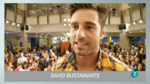David Bustamante cantante