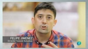 Felipe Jimenez Director Tuiwok Estudios