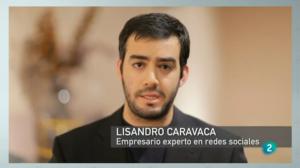 Lisandro Caravaca Empresario Experto en Redes Sociales