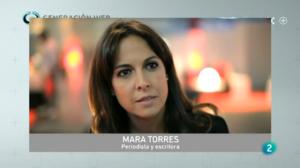 Mara Torres Periodista y Escritora