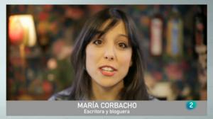 Maria Corbacho bloguera y escritora