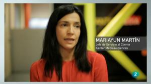 Mariayun Martin Jefa de Servicio al cliente en Kantar Media Audiences