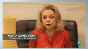 Mayra Gomez Kemp Presentadora de Television