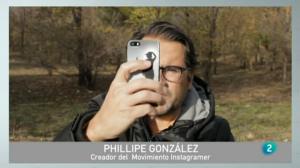 Phillipe Gonzalez Creador del movimiento Instagrammers