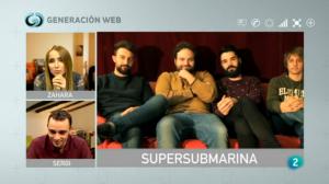 Supersubmarina grupo de musica