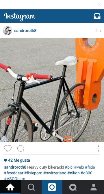 Instagram en Google Chrome con ARC Welder - herramientas para Instagram